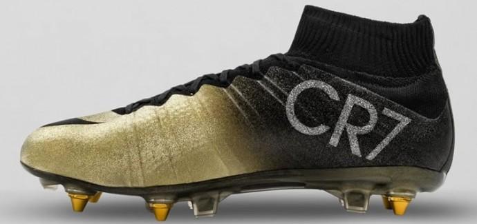 Oro' De Las 'botas RonaldoLuxury Cristiano Retail jRA3qc5LS4