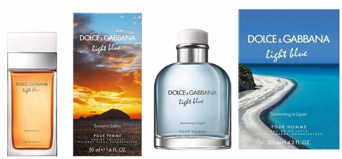Dolce & Gabbana 'Light Blue'