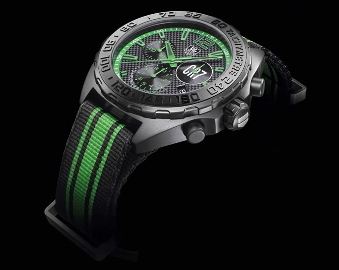 Tag Heuer lanza el modelo 'Formula 1 Chronograph CR'