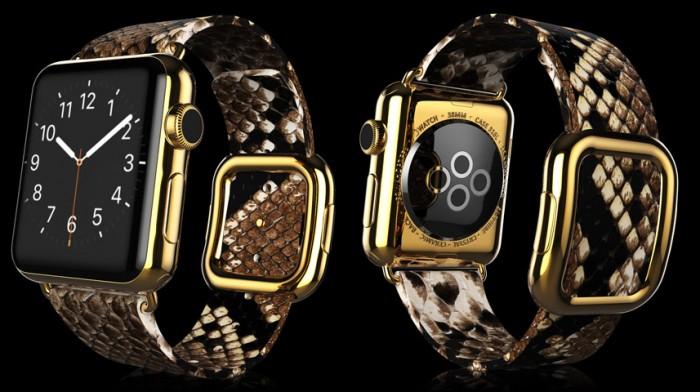 Colección Spectrum de Apple Watch