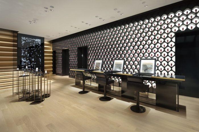 Shiseido Salón de belleza, Tokio