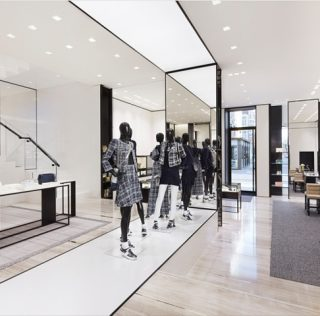 Boutique Chanel en Amsterdam