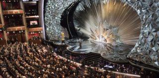 Los Oscars 2018, un universo de cristal brillante