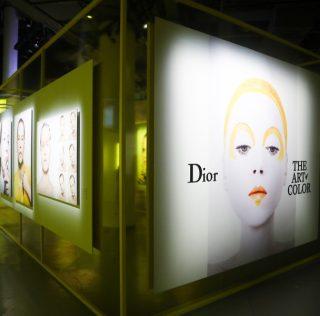 'Dior, The Art of Color' en MoCA