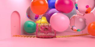 """CandyStud Factory"", pop-up de Valentino en Pekín"