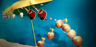 """Art vivre"" de Kiki Van Eijk para Hermès Spain by INSTORE"