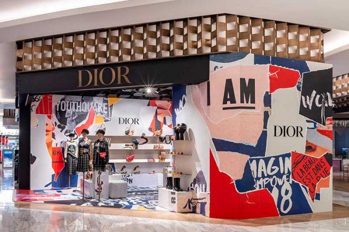 Pop-up de Dior en México