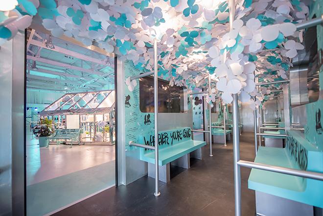Colección Paper Flowers de Tiffany & Co.