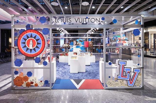 Louis Vuitton en Heathrow