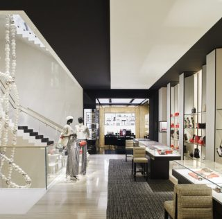 Nueva flagship de Chanel en NYC