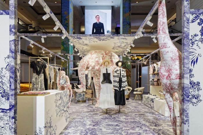 Pop-Up Store de Dior en Nueva York