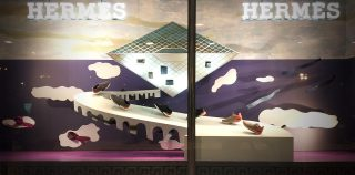 """Surreal"" de Kiki Van Eijk para Hermès"