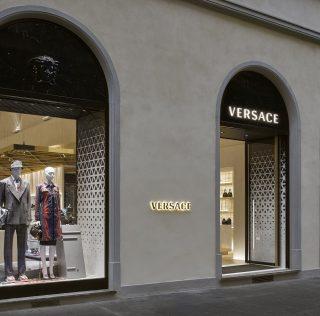 Versace en Florencia