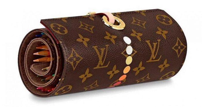 Set de lápices Louis Vuitton