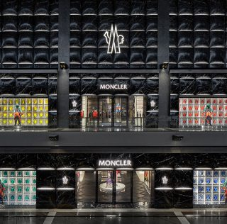 Moncler flagship store, Singapore