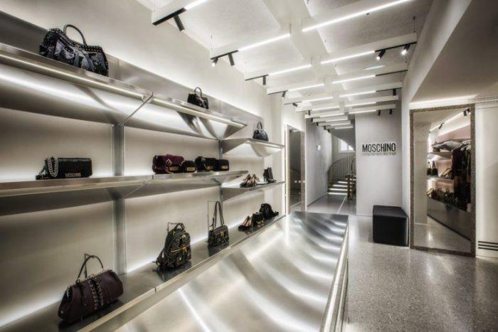 Moschino flagship store en París