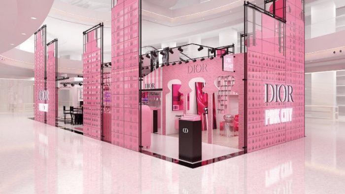 Dior Pink City