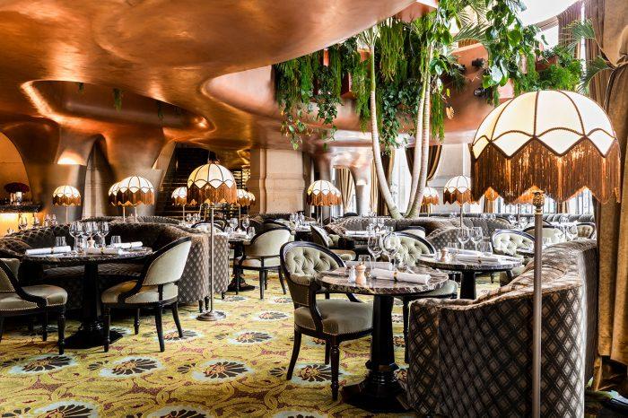 Restaurante Coco, el regreso de los años veinte