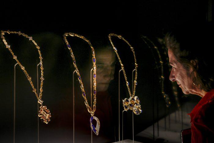 Exposición «Bulgari, la historia, el sueño»
