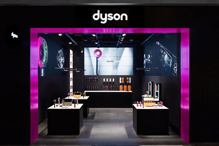Dyson Beauty Lab