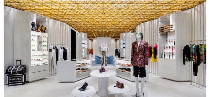 Versace estrena Flagship en Beijing