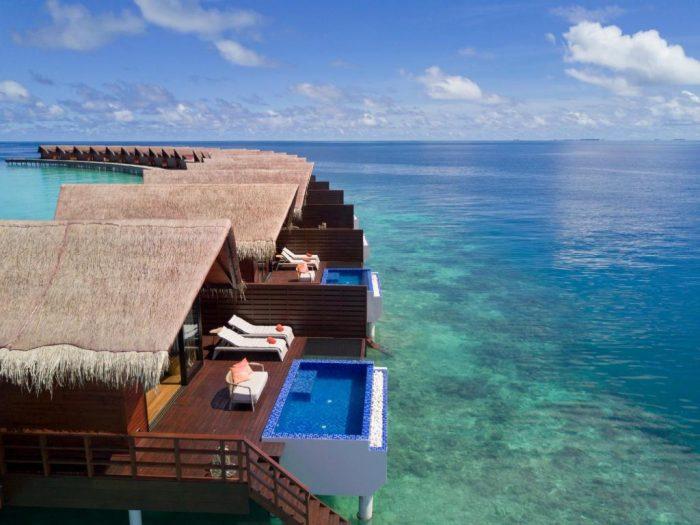 The Grand Park Kodhipparu en Maldivas