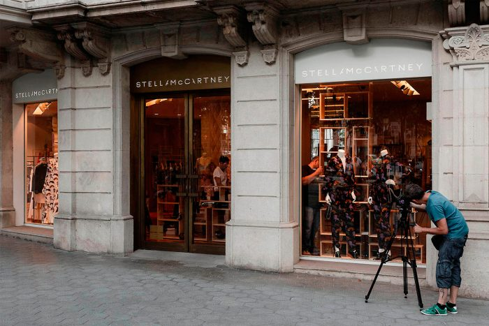 Escaparates de Stella McCartney en España by INSTORE