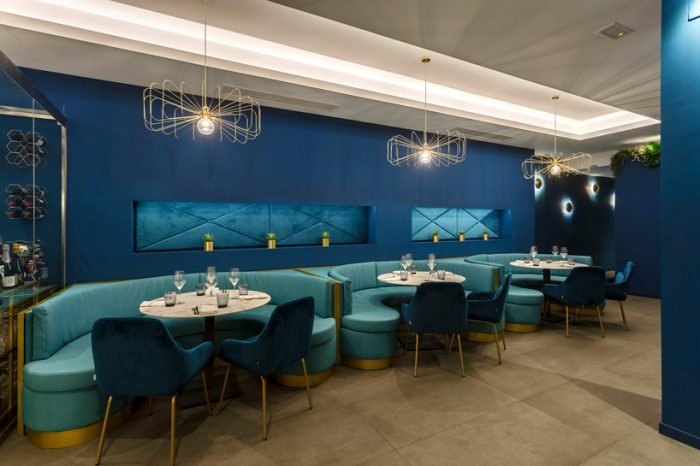 «Restaurante Escena», Valencia
