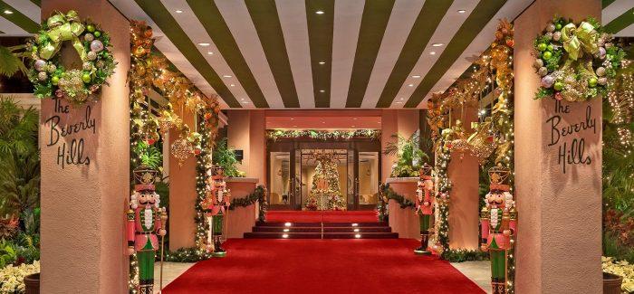 El paquete de vacaciones del hotel Beverly Hills