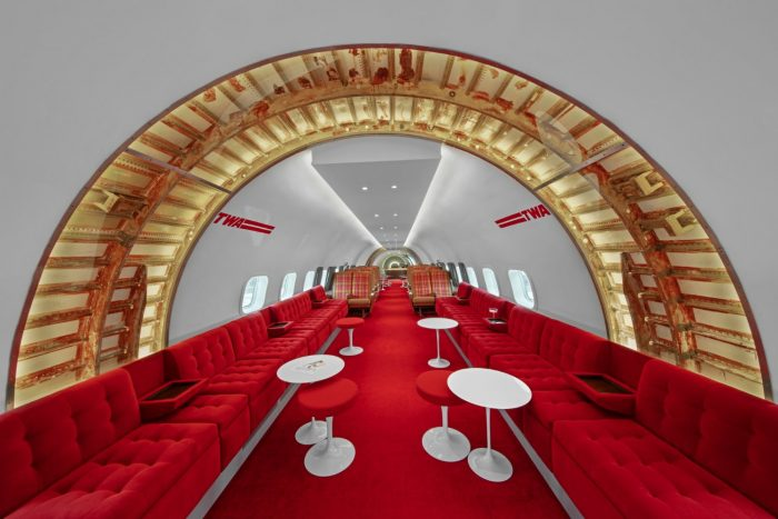 «Connie» en TWA Hotel, N.Y.