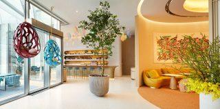 Louis Vuitton's Sugalabo V y Le Café V