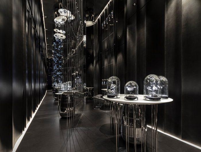 Showroom para Âme, Nueva York