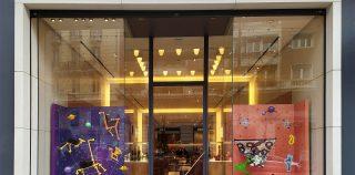 """From inspiration to innovation concept"" de Kiki Van Eijk para Hermès Spain"