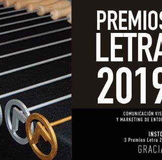 INSTORE consigue 3 Premios Letra en la edición 2019