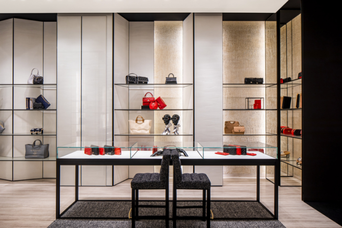 Chanel store, Calgary
