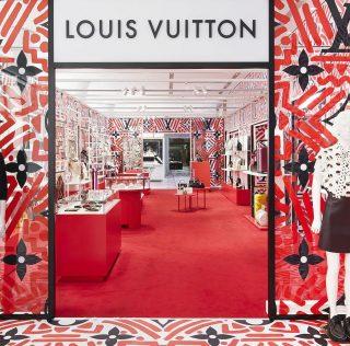 Louis Vuitton Pop-up Store Harrods