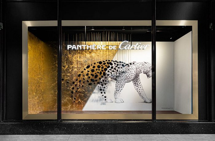 Pop-up Cartier en Harrods, Londres
