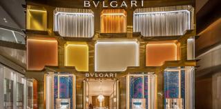Bvlgari Bangkok flagship store