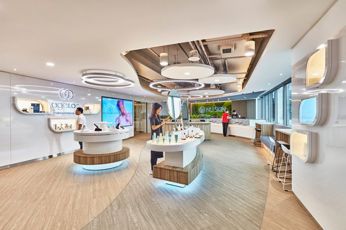 Nu Skin Singapore Experience Centre