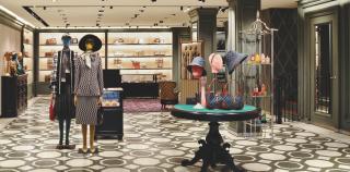 Nueva tienda Gucci en Amsterdam
