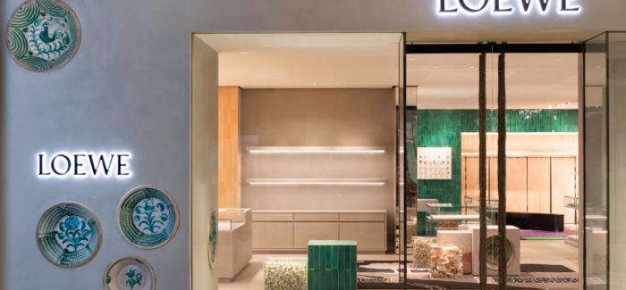 Nueva tienda Loewe en Los Ángeles