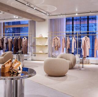 Fendi abre una nueva flagship en Nueva York