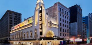 Inauguración del Apple Tower Theatre, L.A.