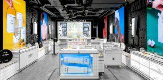 Chanel Factory 5 Beauty Pop-Up, Hong Kong