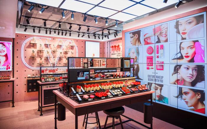 Valentino Beauty boutique abre en Hong Kong