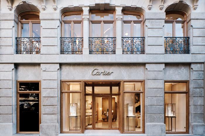 Cartier inaugura una nueva Boutique en Palma