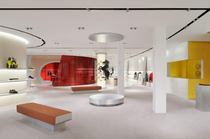 Ferrari Maranello Flagship Store