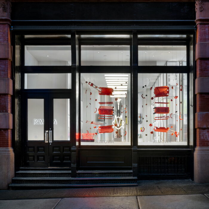Rimowa Store, N.Y.